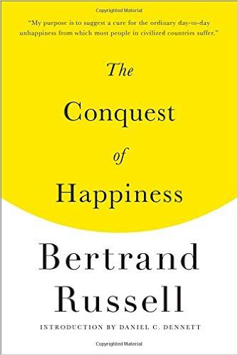 Amazon.co.jp: The Conquest of Happiness: Bertrand Russell, Daniel C. Dennett: 洋書