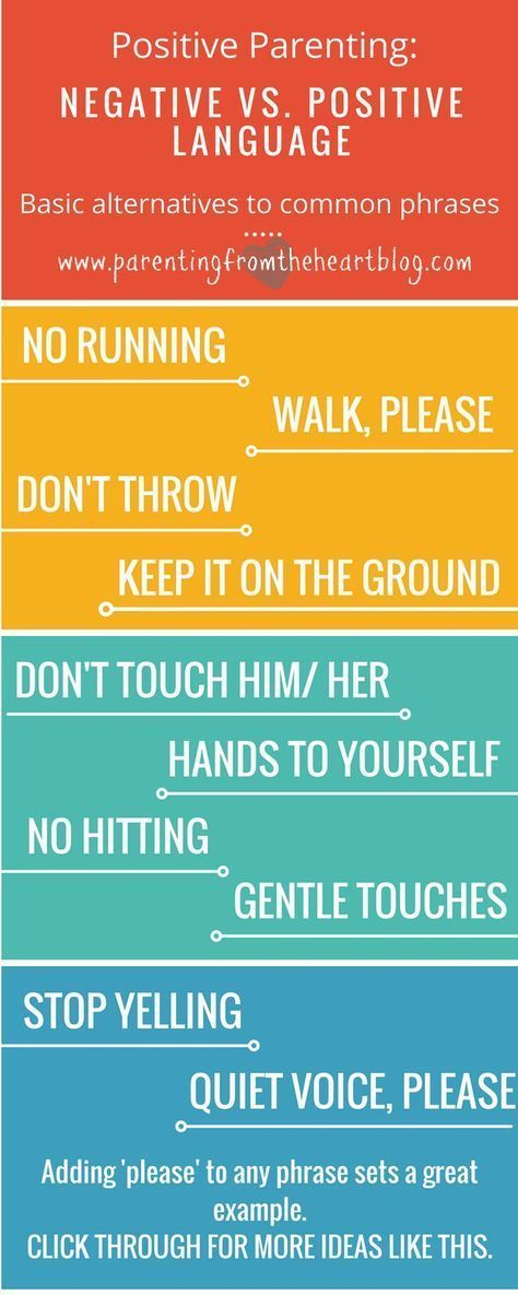 Negative language impacts children. Find more effective positive parenting alternatives to these phrases. These positive parenting strategies are perfect for parenting toddlers and preschoolers. Authoritarian parenting, attachment parenting, positive disc