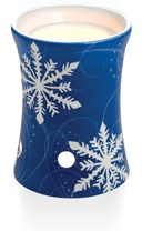 Salt City Candle Company  Winter Frost Tart Burner