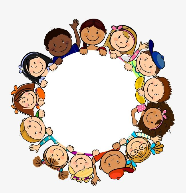 Circle Of People, Circle Vector, People Vector, Twibbon PNG Transparent  Clipart Image and PSD File for Free Download | Clip art, Kindergarden,  School clipart