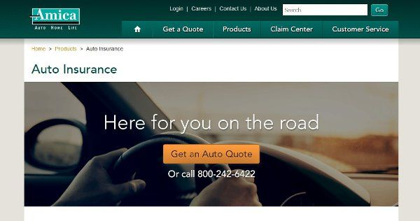 Amica Insurance Quote Simple 74 Best Auto Insurance Reviews Images On Pinterest  American And