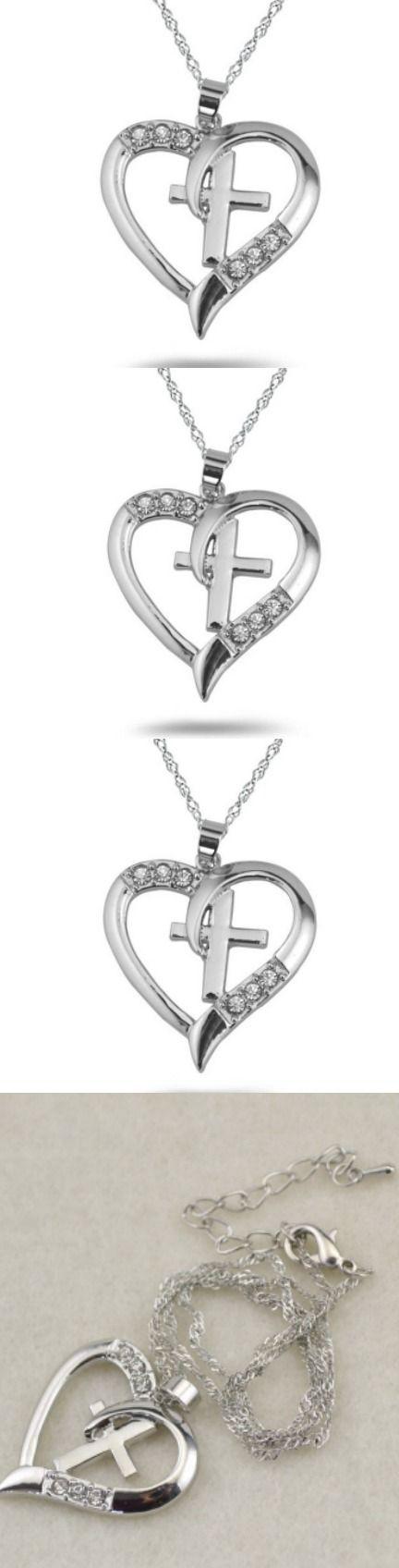 christian cross necklace  eBay