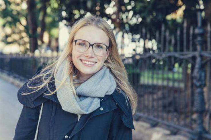 Make-uptips voor meisjes met een bril