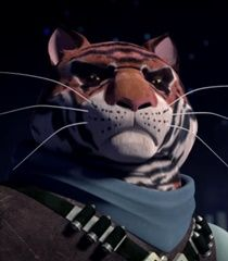 Tiger Claw, TMNT