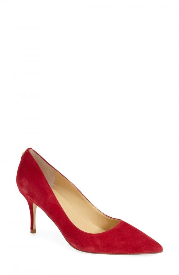 Ivanka Trump 'Boni' Pointy Toe Pump (Women)   Fashiondoxy.com  Description -Free shipping and returns on Ivanka Trump 'Boni' Pointy Toe Pump (Women) at Fashiondoxy.com. A modest slim heel elevates this elegantly designed pump that features a curvy topline and sleek, pointy toe. A golden logo detail on the counter adds a signature