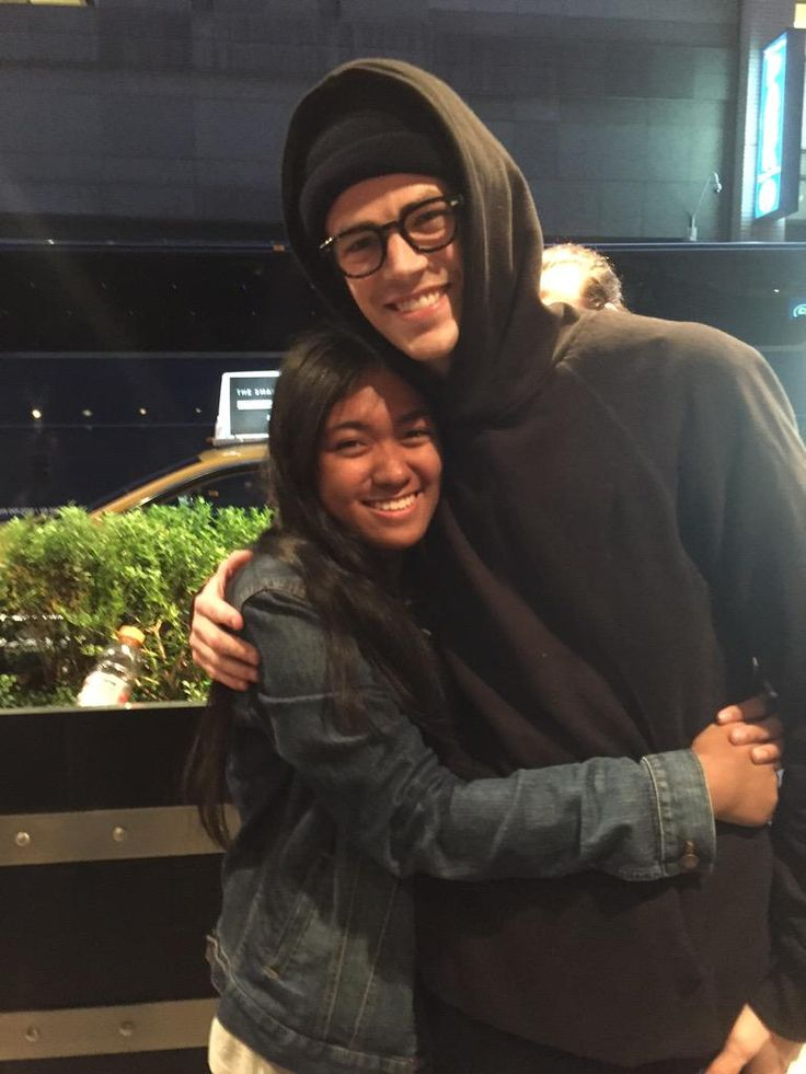17 best grant gustin images on pinterest grant gustin glee cute christine ladera on m4hsunfo Image collections
