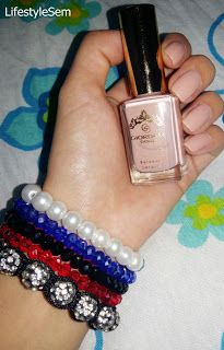 LifestyleSem.Blogspot.Ro: Oja Giordani Gold Lacque Brilliance-Pink Allure