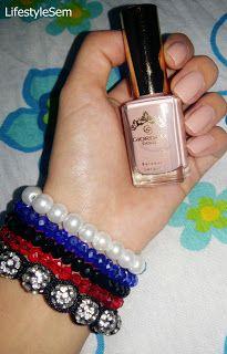 LifestyleSem.Blogspot.Ro: Oja Giordani Gold Lacque Brilliance-Pink Allure
