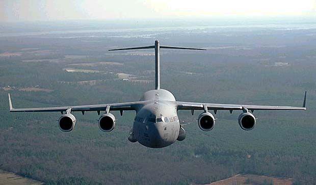 C-17 Globemaster Transport Aircraft