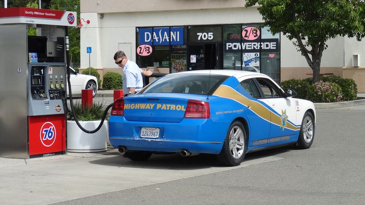 California Highway Patrol Dodge Charger