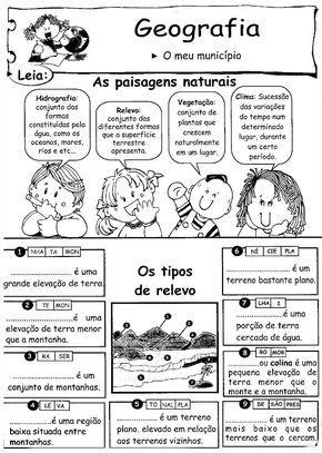Blog da Escola Boa Vista: zona rural, zona urbana Brasil circo