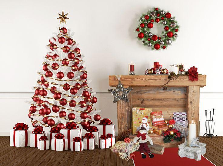 Das DEKOR-REGAL - eine romantische Dekoration für ein gemütliches Weihnachtsfest