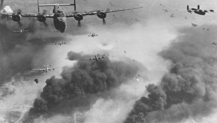 Un cadou de 4 iulie: Masacrul de la Pătroaia – Cum au atacat aviatorii americani un tren civil