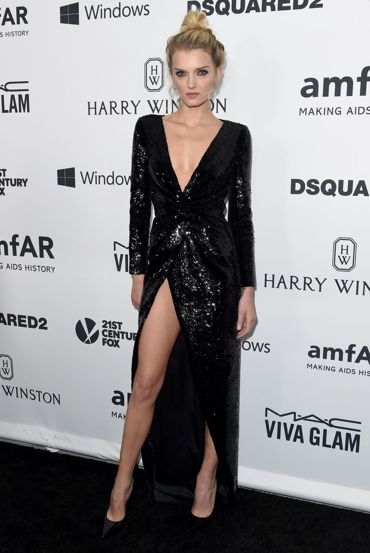A Look Back: Saint Laurent by Hedi Slimane on the Red Carpet - Lily Donaldson-Wmag