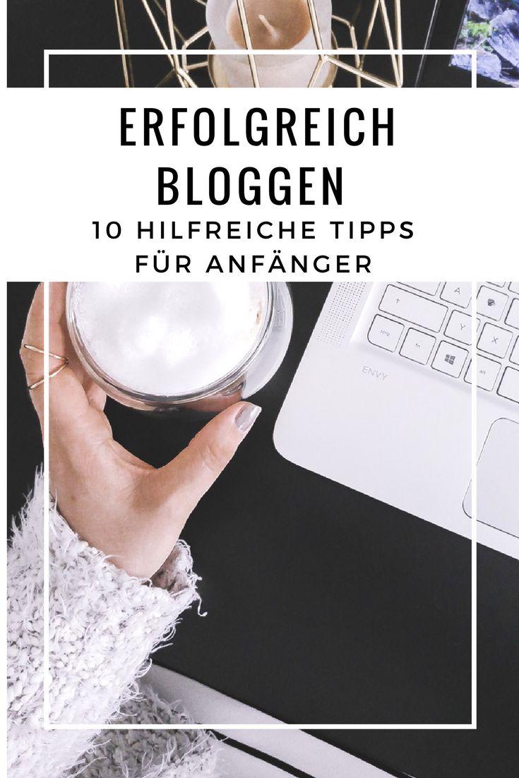 Erfolgreich Bloggen für Anfänger: Tipps für alle die Blogger werden wollen oder schon sind. Ideen und Erfahrungen für einen erfolgreichen Blog von Anfang an auf Mamablog www.ineedsunshine.de #bloggen #blogger