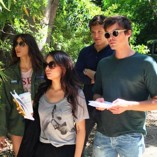 'Pretty Little Liars' Spoilers — Season 7 Set Photos   TVLine