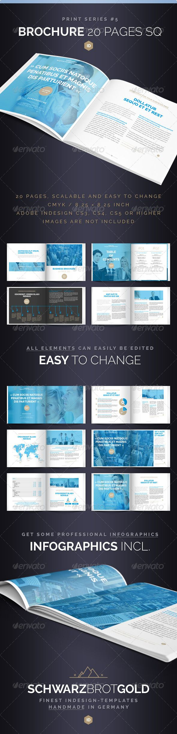 multi page brochure template free - 106 best images about print templates on pinterest fonts