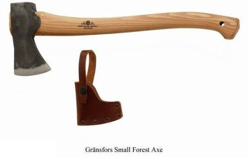 Amazon.com: Gransfors Bruks Small Forest Axe: Sports & Outdoors