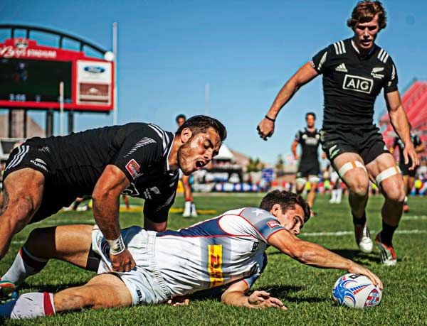 A complete guide for understanding the rules of sevens a side rugby.