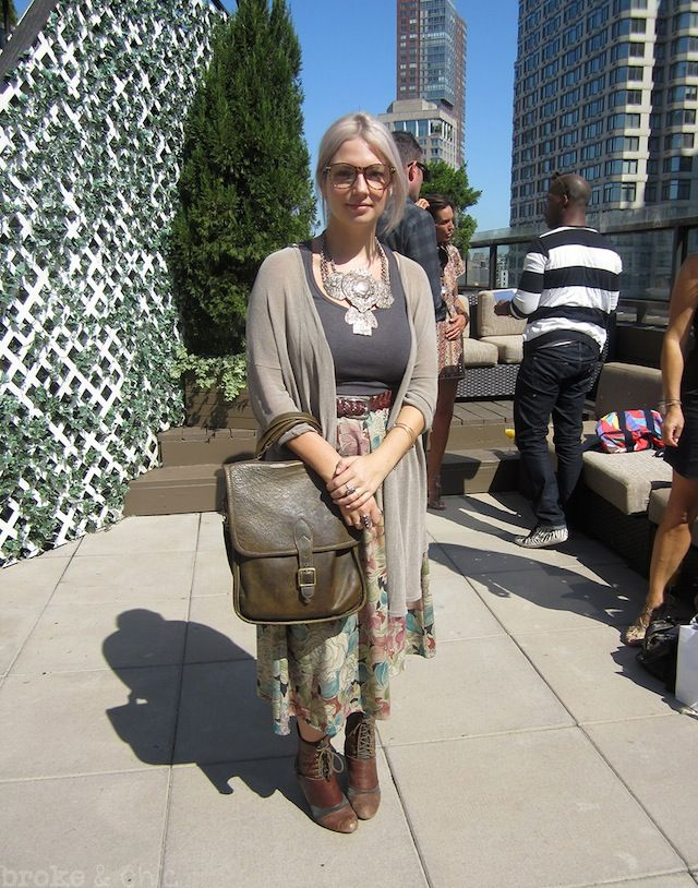 NYFW Street Style: Here's What They Wore Part IIFashion Weeks, Nyfw Street, Street Style, Chic Street, Lincoln Center, Hotels Rooftops, Stars Studs, Empire Hotels, York Fashion