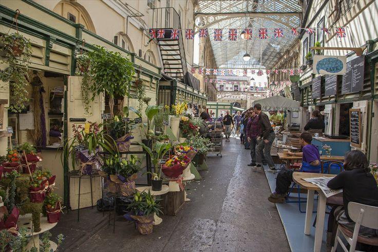 St Nicholas Market - Bristol, UK