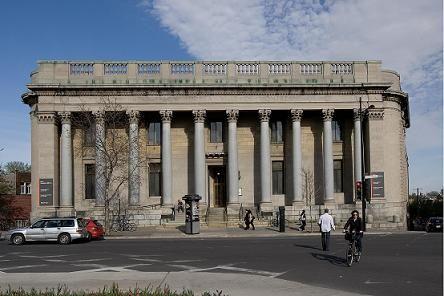 MTL: Facilities rental Conseil des arts de Montréal