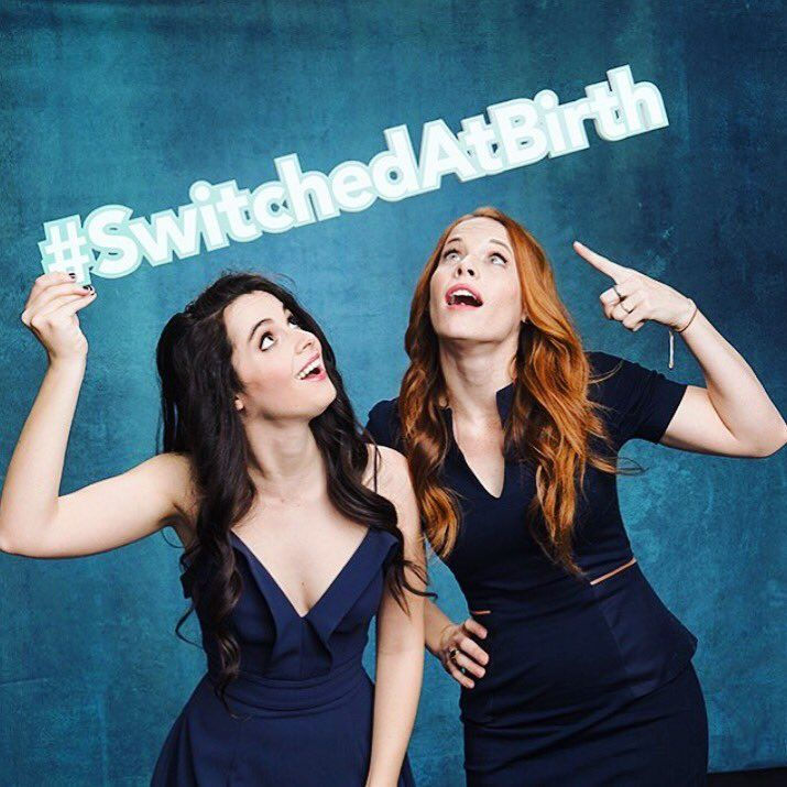 """Switched at Birth on Twitter: """"Best. Show. EVER! #SwitchedAtBirth 