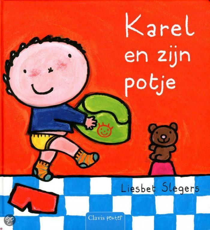 Karel+krijgt+van+mama+een+potje.+Want+grote+jongens+doen+hun+plasje+in+een+potje.+De+eerste+keer+lukt+het+nog+niet,+maar+daarna+gaat+het+wél+goed!  Een+fijn+en+herkenbaar+verhaal+waarin+Karel+op+zijn+eigen+potje+leert+gaan.  Op+het+potje+leren+gaan,+is+vaak+een+lang+en+moeizaam+proces. Het+kan+best+wat+duren+voordat+het+eerste+plasje+in+het+potje+belandt. Met+veel+geduld+en+liefde+kom+je+al+ver. Maar+je+kindje+is+niet+alleen,+kijk+maar+naar+Karel!  Karel+op+zijn+potje+-+12,95+euro…