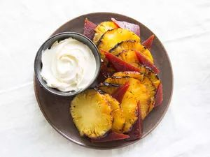 Francis Mallman's 4-Hour Grilled Pineapple is Worth the Wait   SAVEUR