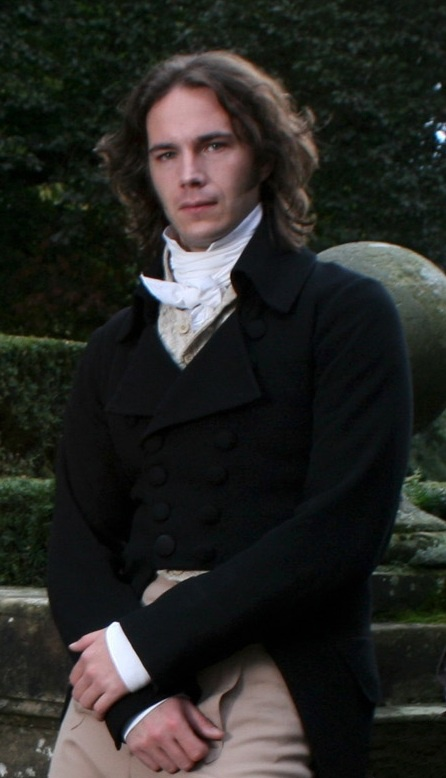 James D'Arcy as Tom Bertram in Mansfield Park, 2007