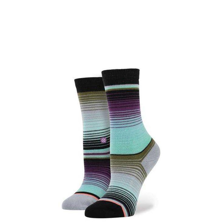 #FashionVault #stance #Girls #Accessories - Check this : Stance Amiga Girls Black GIRLS Socks for $ USD