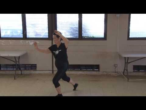 (33) Yang Style Tai Chi 24 Form everydaytaichi lucy chun Honolulu, Hawaii - YouTube