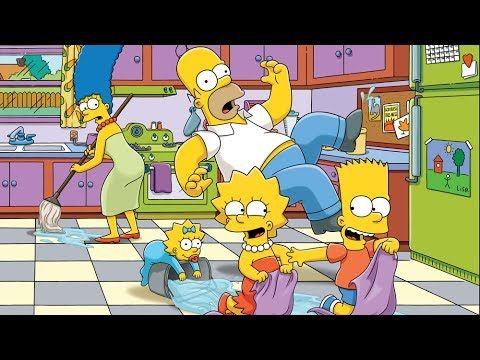 The Simpsons Live Stream 24/7 HD - YouTube