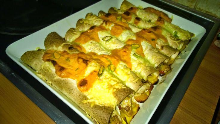Tupun tupa: Broirei-enchiladat