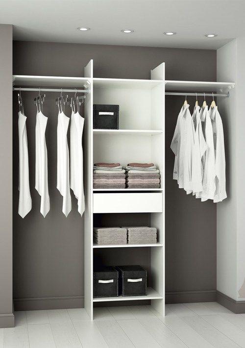 Aujourd'hui, je vous propose quelques idées pour vous aménager un dressing. Exit les armoires moches ou les garde-robes en tissu. Ce n'est pas parce qu'on a peu d'espace et …