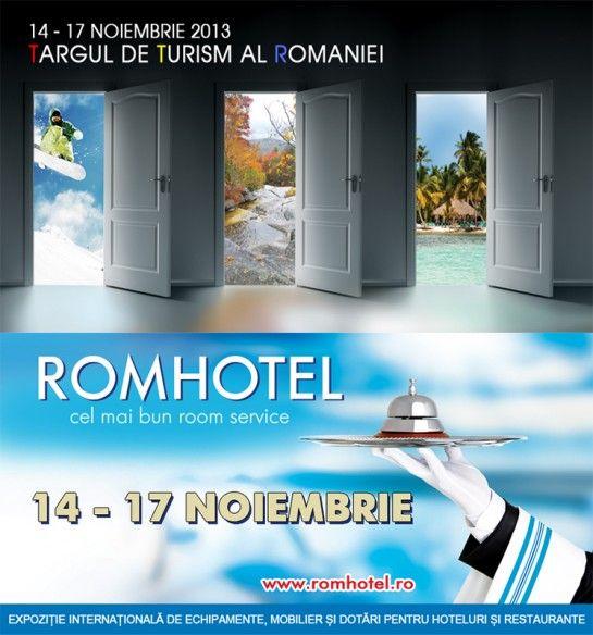 Destinatii de 5 stele la Targul de Turism al Romaniei si Romhotel