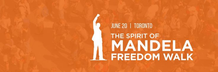 Designing the branding for the Spirit of Mandela Freedom Walk