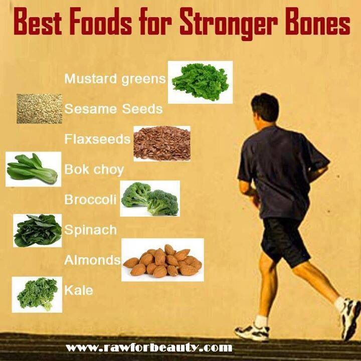 Best Foods For Bone Healing
