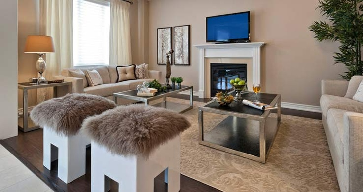 The Princess Margaret Home Lottery Showhome 3 - Family Room