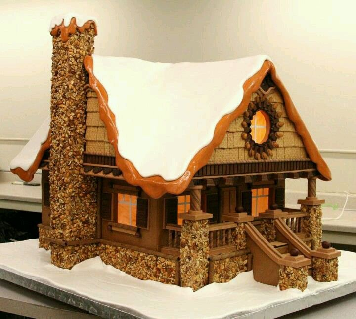 It S From Mikes Amazing Cakes Mpm The Brown Tones Are Beautiful