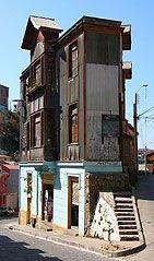 Ruta Valparaiso - Historia de Valparaiso - Chile