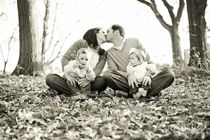 Arnold Arboretum Family Portrait Session | Baby Christening Shoot | Fall Family Photography