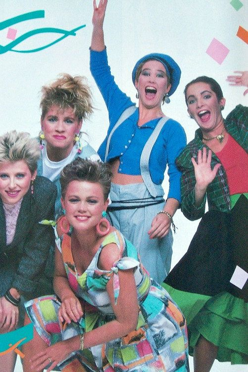 The Go-Go's. Great '80's girl band.