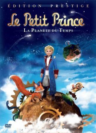 Le Petit Prince - La Planete du Temps DVD