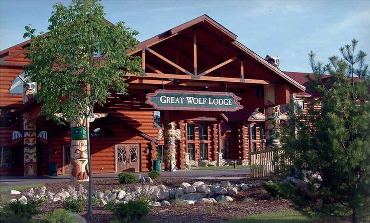 Groupon - 1- or 2-Night Stay with Waterpark Passes and Dining Credit at Great Wolf Lodge Traverse City in Traverse City, MI. Groupon deal price: $169.00