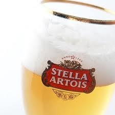 Stella Artoi, is a 5.2% ABV lager beer brewed in Leuven, Belgium, since 1926. A lower alcohol content (4% ABV) version is also sold in the UK, Republic of Ireland, Canada and New Zealand.