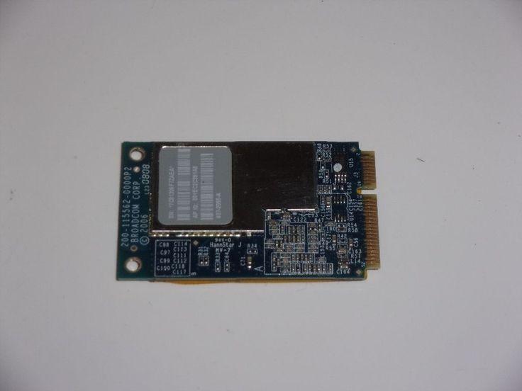 Apple MacBook Pro A1260 AirPort Wireless Wifi Card 607-2055-A 020-5502-A