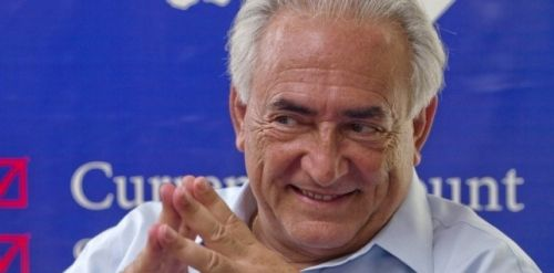 Quand DSK voudrait redevenir une persona grata, des magistrats s'insurgent