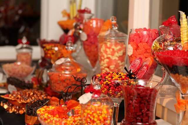 fall candy buffet pictures | Fall Candy Buffet: CW distinctive DESIGNS | Flickr - Photo Sharing!
