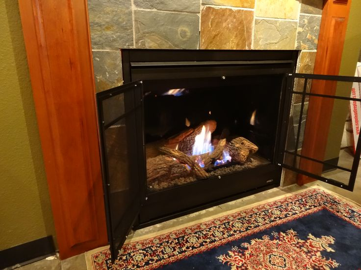 1000 Images About Lennox Merit Fireplaces On Pinterest
